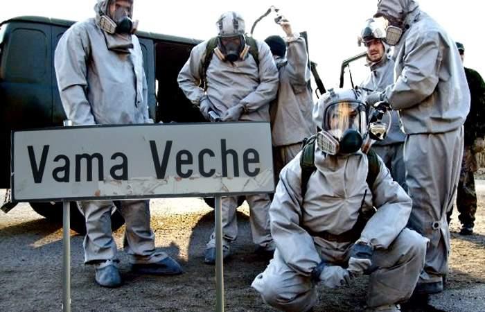 Se încheie sezonul! Zeci de specialişti antrenaţi la Cernobâl vor dezinfecta plaja din Vama Veche