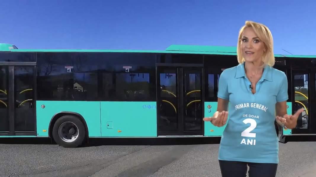 16 probleme descoperite la autobuzele noi din Bucureşti