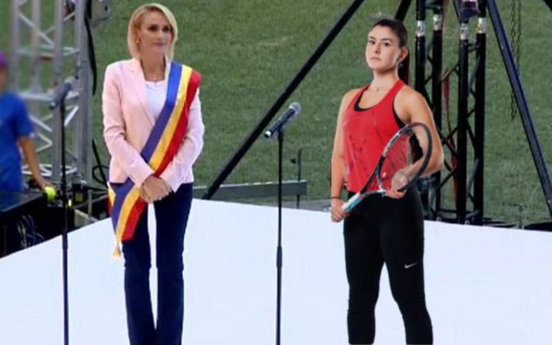 Bianca Andreescu va fi invitată în România ca s-o mai huiduim o dată pe Firea