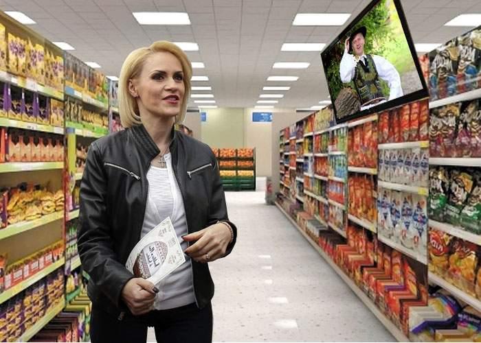Iarna asta am scăpat de colindele din supermarketuri! Gabi Firea a dat ordin să se difuzeze doar muzică populară
