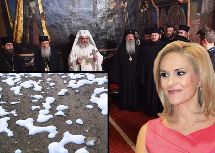 """Firea dă Bisericii 100 de milioane de euro: """"S-au rugat pentru vremea caldă care a topit toată zăpada din oraş"""""""