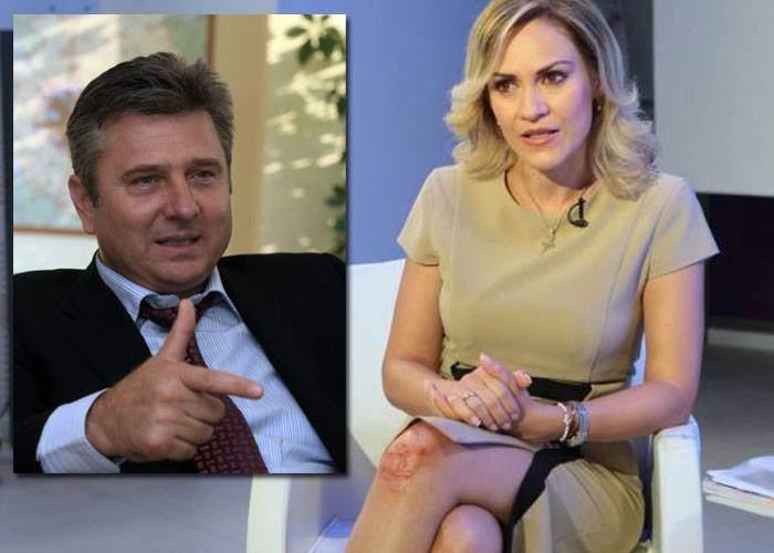 """Pandele acuză: """"Curăţaţi gheaţa de la sediul PSD, că Gabi vine mereu julită în genunchi de acolo!"""""""