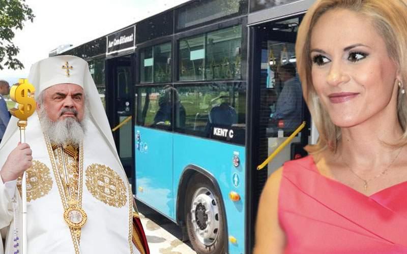 Firea a aflat problema cu autobuzele noi! Sunt făcute de musulmani şi n-au fost sfinţite