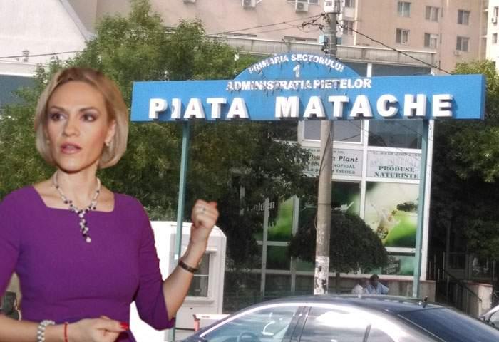 Gabi Firea explică: Dacă avem o piaţă numită după Delia Matache, de ce să nu avem un parc numit după Regele Mihai?