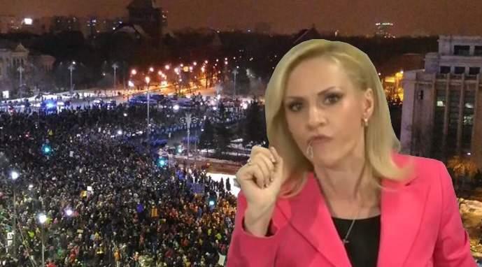 Țoapa nu cedează! 10 măsuri prin care Firea vrea să împiedice protestele din Piața Victoriei