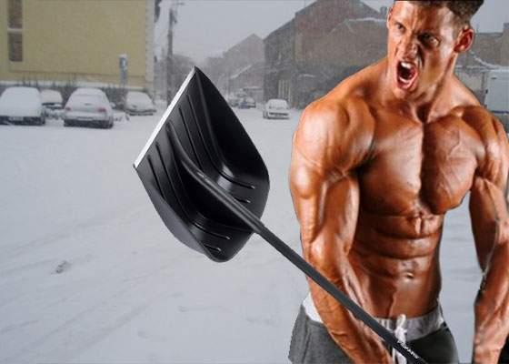 """Sfatul specialistului: """"Dacă tot ți-ai propus să faci sport, începe cu datul zăpezii din fața casei"""""""