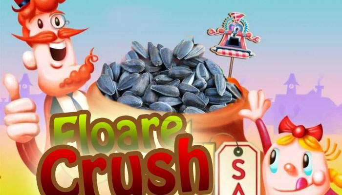 Producătorii Candy Crush anunţă două jocuri pentru piaţa românească: Floare Crush şi Bostan Crush