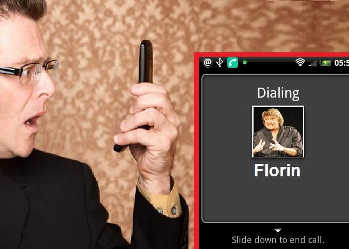 Un virus a panicat posesorii de mobile! Înlocuieşte numerele din agendă cu cel al lui Florin Piersic