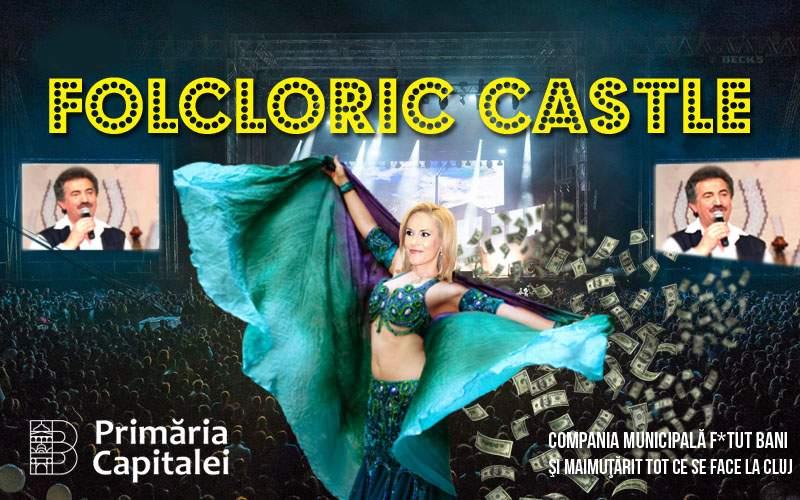 Sătulă să tot audă de Cluj, Gabi Firea anunță super-festivalul Folcloric Castle