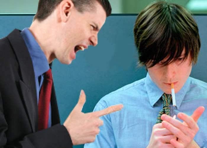 Cercetătorii britanici: Foştii fumători, mai periculoşi pentru fumători decât fumatul în sine