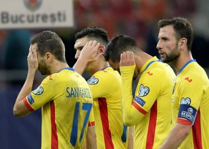 Tricolorii, pedepsiţi dur după eşecul de la Euro! Au ajuns la Bucureşti, unde e Gabi Firea primar