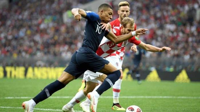 7 lucruri despre finala Mondialului de Fotbal, Franța-Croația