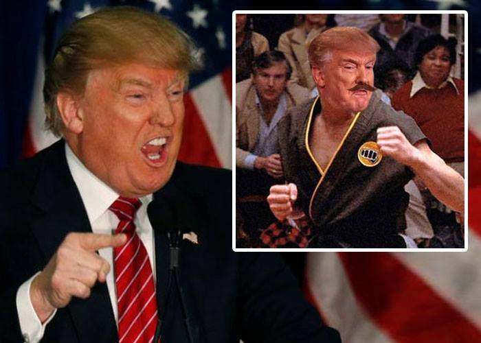 După ce s-a lăudat cu butonul nuclear mai mare, Trump spune că are un frate mai mare, care ştie karate