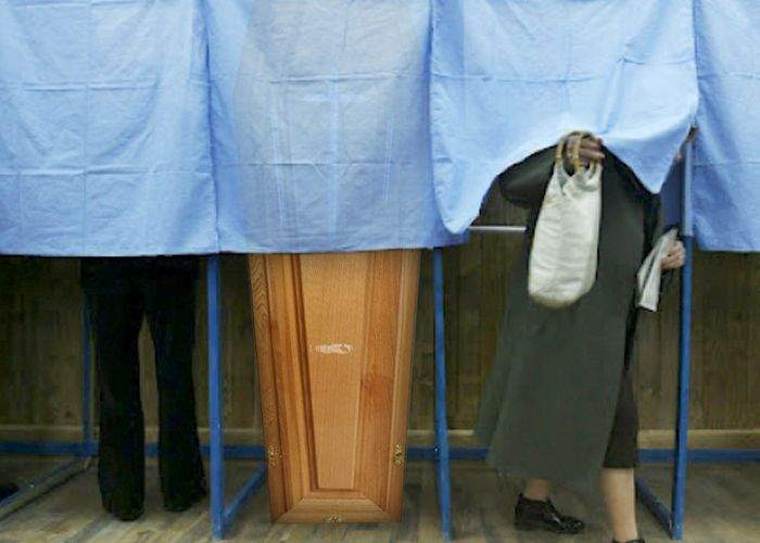 Alegeri anulate într-o comună din Ialomița după ce un mort a votat de două ori