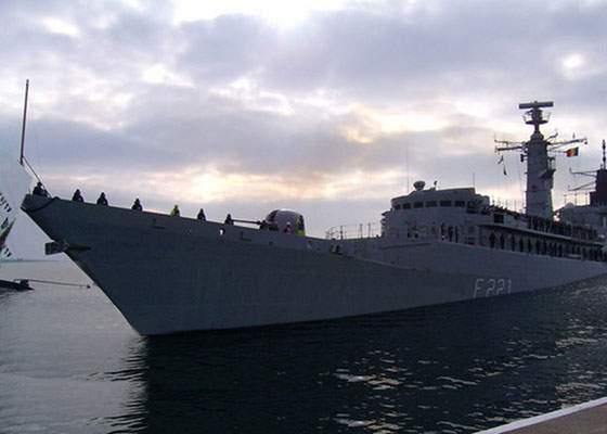 Marina Română va avea un al doilea submarin: Fregata Ferdinand a început să ia apă