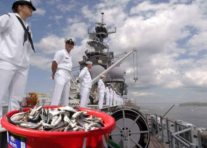 Succes răsunător pentru fregata Regele Ferdinand! Captură record de guvizi în largul Somaliei