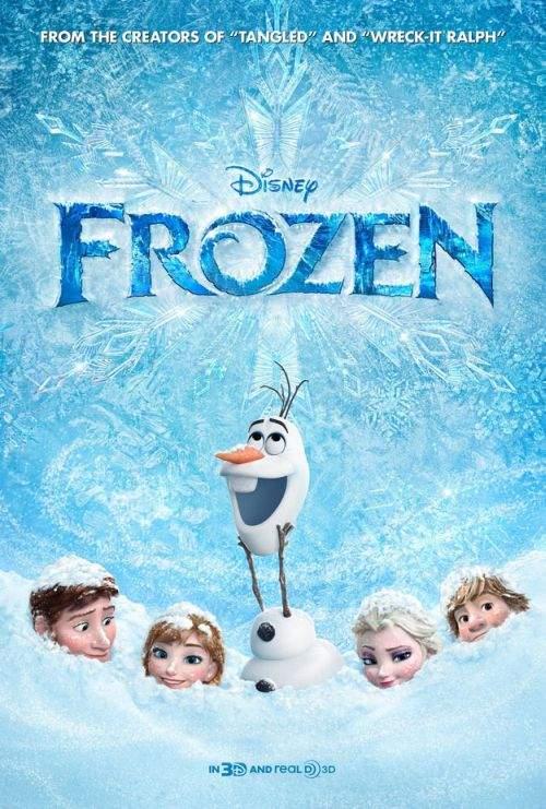 Frozen – Pârjol pe suflet, nu alta!