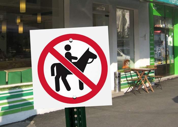 Lanţul Frufru s-ar putea închide pentru că principalii clienţi, caii, nu au voie în Bucureşti