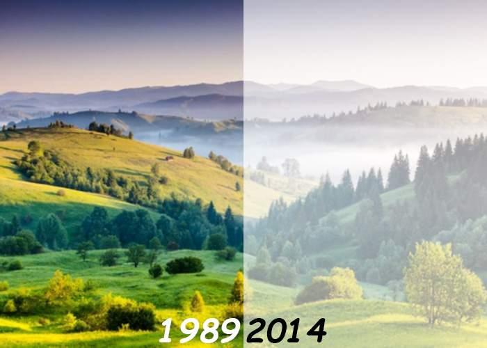 Ministerul Mediului recomandă să nu mai pozăm frumusețile naturii cu blițul că se decolorează