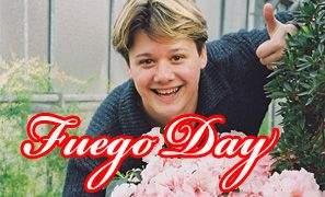 Azi, 23 august, sărbătorim împreună ziua de naştere a lui Fuego