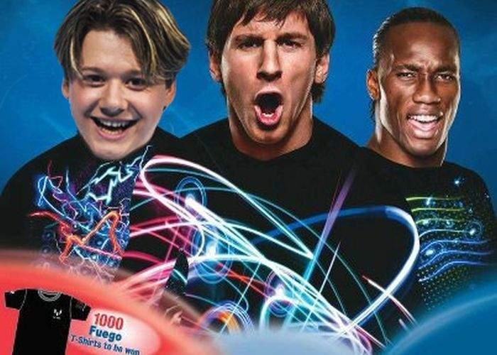 Fuego, noua imagine Pepsi! Vânzările Pepsi efectiv au explodat