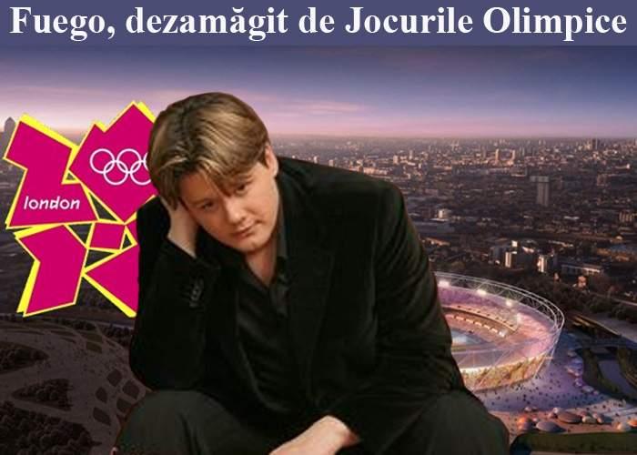 Fuego, dezamăgit că împodobitul bradului nu este probă olimpică