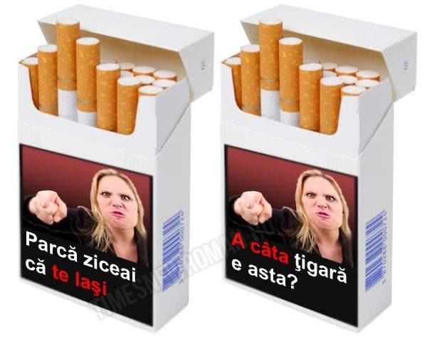 Fotogalerie: Lovitură fatală pentru fumători! Noile mesaje de avertisment, mult mai convingătoare