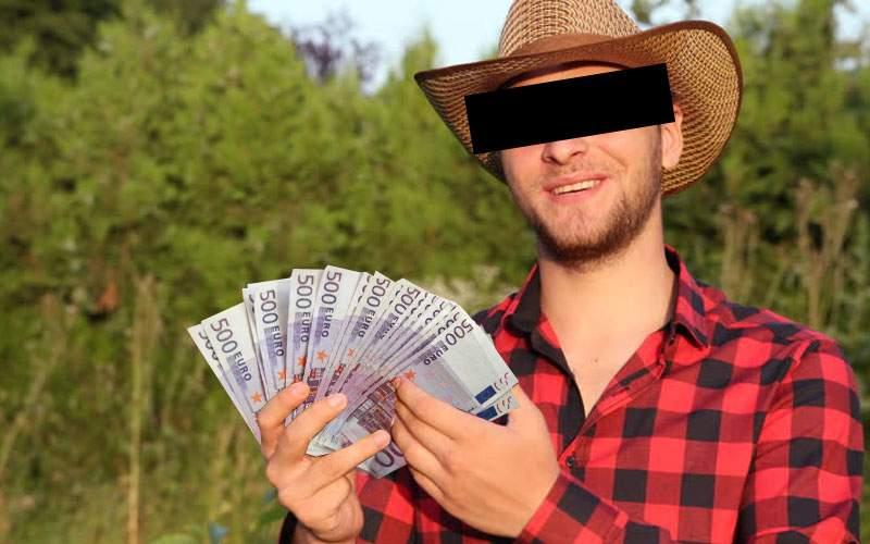 Aşa da! Câţiva români sătui să aştepte autorităţile au furat ei nişte bani europeni