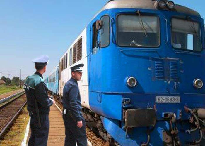 Din cauza căldurii, furturile din trenuri au întârzieri de 2-3 ore