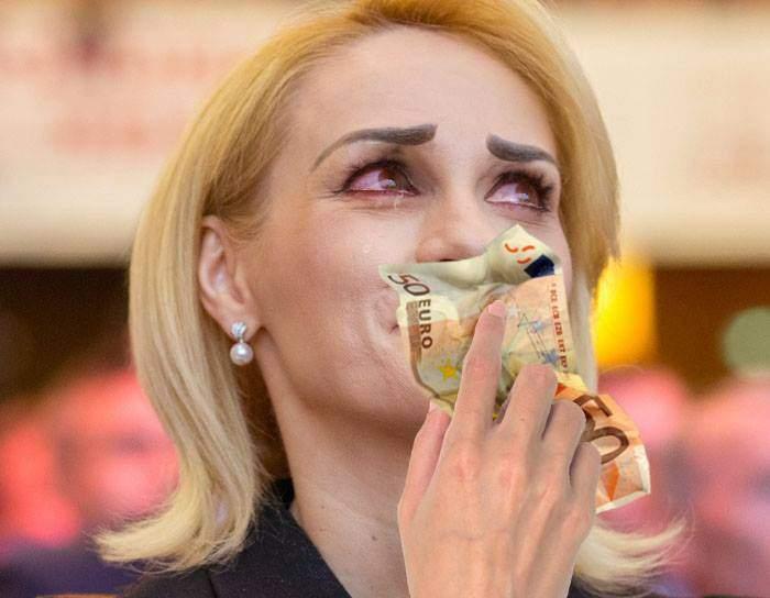 Firea, devastată de huiduieli! Azi a furat 15 milioane de euro de la buget cu lacrimi în ochi