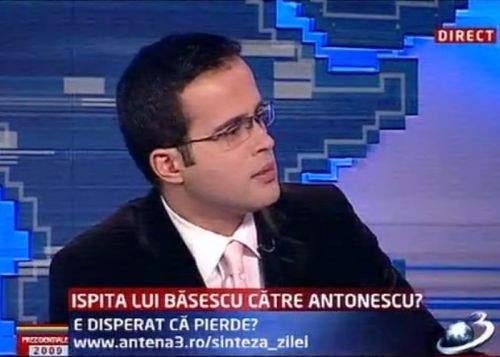"Dan Voiculescu închide Antenele: ""Am dat jos guvernul PDL, au devenit inutile"""