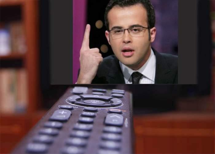 Antena 3 va emite pe format înalt, ca să-i încapă toată fruntea lui Gâdea în ecran