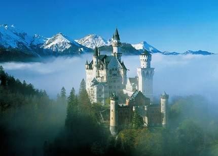 Infama istorie a romantismului (X): lunaticul rege din castelul lui Disney (II)