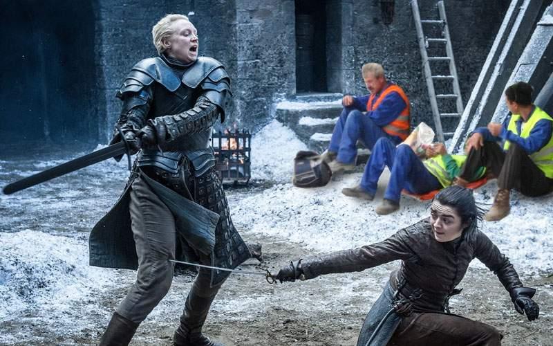 Fotogalerie! 12 gafe pe care le-ai ratat în sezoanele anterioare din Game of Thrones