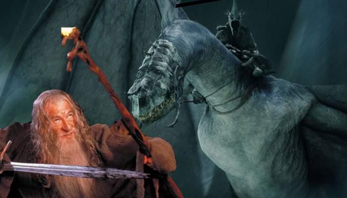 Azi serbăm Sf. Gheorghe, cunoscut tinerilor ca Gandalf care l-a ucis pe balaurul Smaug