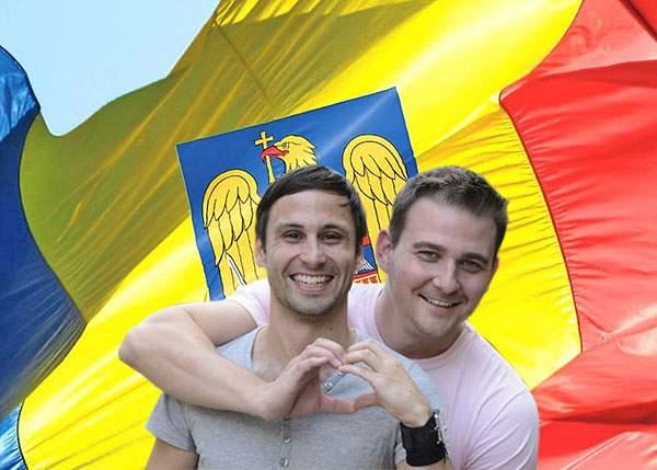 Ce atâta tevatură la UE? Un cuplu de homosexuali care au dat şpagă la Primărie sunt căsătoriţi legal de 5 ani!
