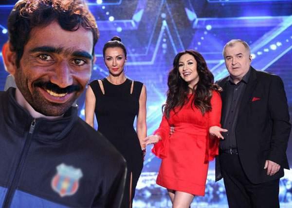 Un român cu adevărat talentat! S-a dus la preselecţie la Românii au Talent şi a plecat cu 30 de geci de la garderobă