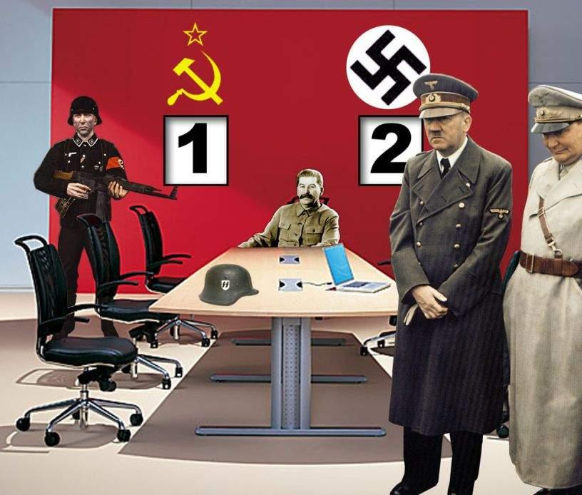 Germania a câştigat la masa verde Al Doilea Război Mondial. Ruşii spun că vor face recurs