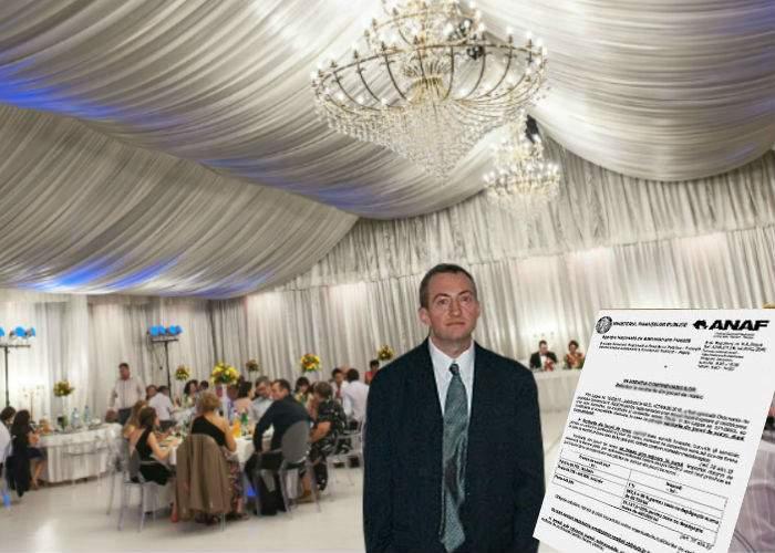 Asta e culmea! Un român a primit notificare ANAF că a dat un dar prea mic la o nuntă