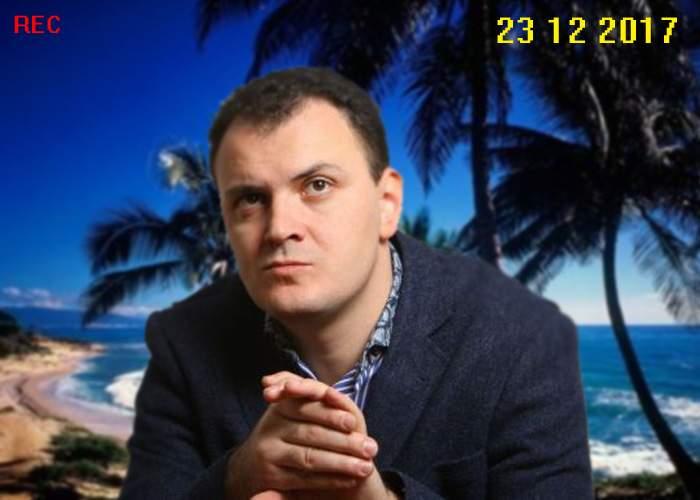 Ghiţă susţine că a fost răpit şi a cerut 17 milioane de euro pentru răscumpărare