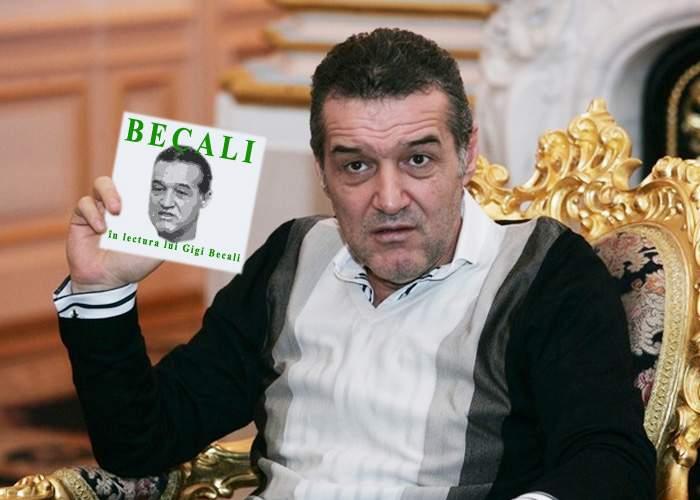Gigi Becali scoate un audiobook cu tot ce n-a apucat să spuna la TV din cauza campaniei electorale