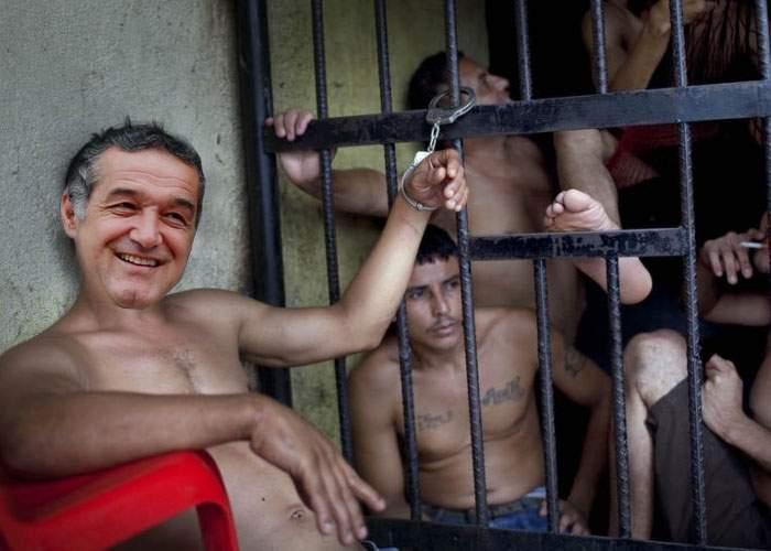Face orice să ia titlul: Gigi Becali, gata să intre din nou la închisoare