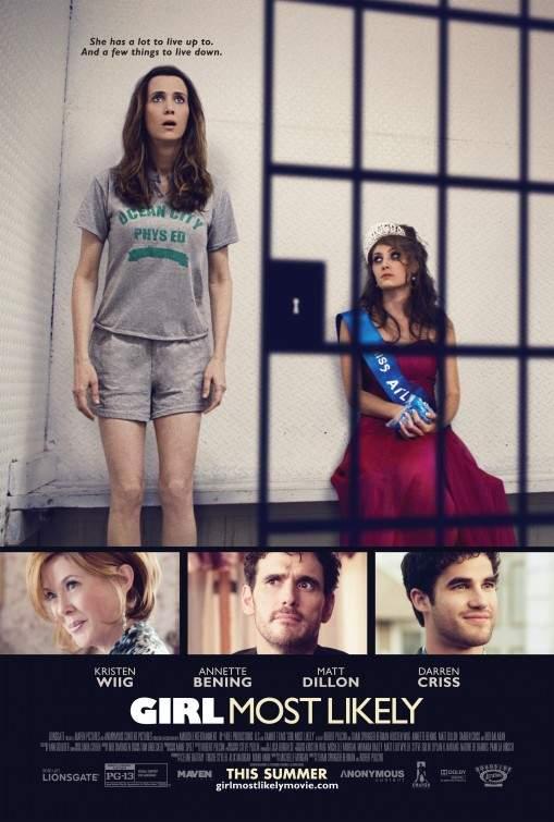 Girl Most Likely – Familia disfuncţională, nucleul de bază al comediei