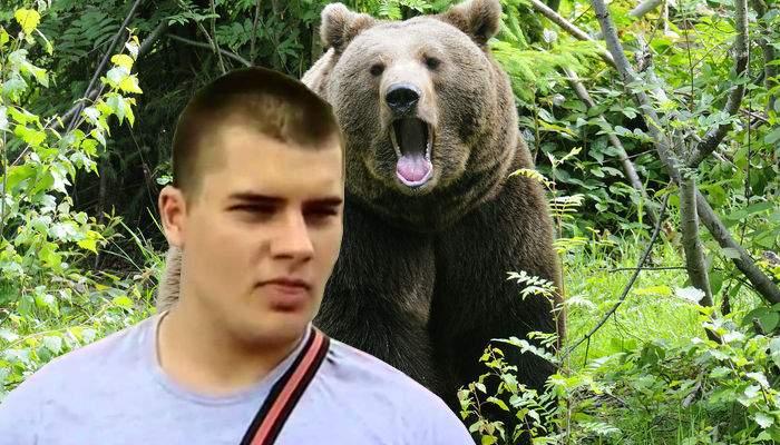 Previzibil! 90% din românii atacați de urs au pățit-o pentru gluma aia cu laba