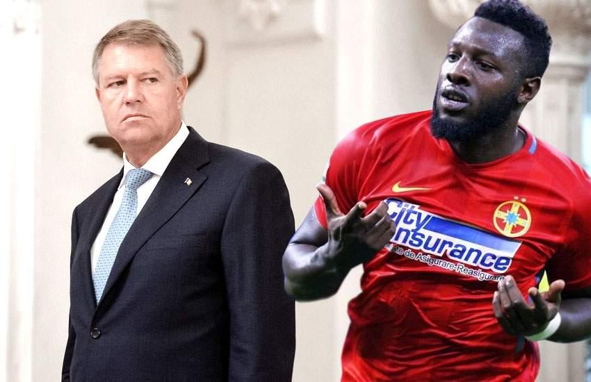 Ca să-l acuze pe Iohannis şi de rasism, PSD l-a propus ministru al Dezvoltării pe Gnohéré