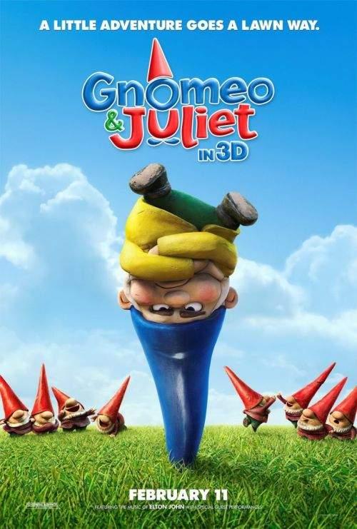 Gnomeo&Juliet – eşti cioburi, frate!