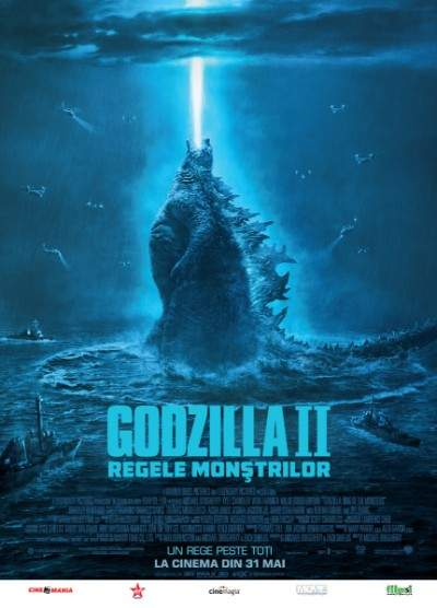 Godzilla: King of the Monsters (3d) (2019) – Pre limba fiarelor