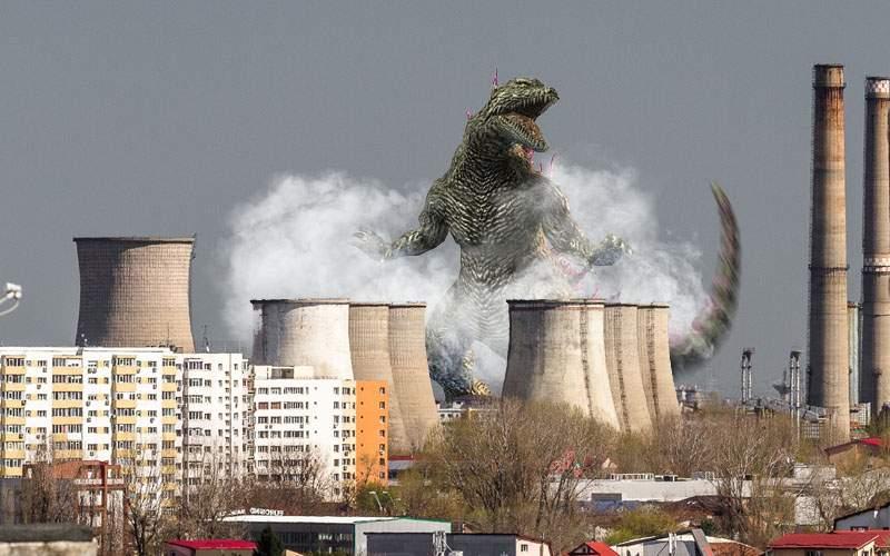 Probleme serioase în Sectorul 3. Apa calda e sistată şi dinspre CET Sud atacă Godzilla
