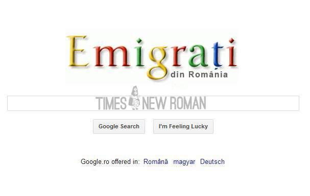 Foto! Google a pregătit un logo special pentru situația în care Ponta ajunge președinte