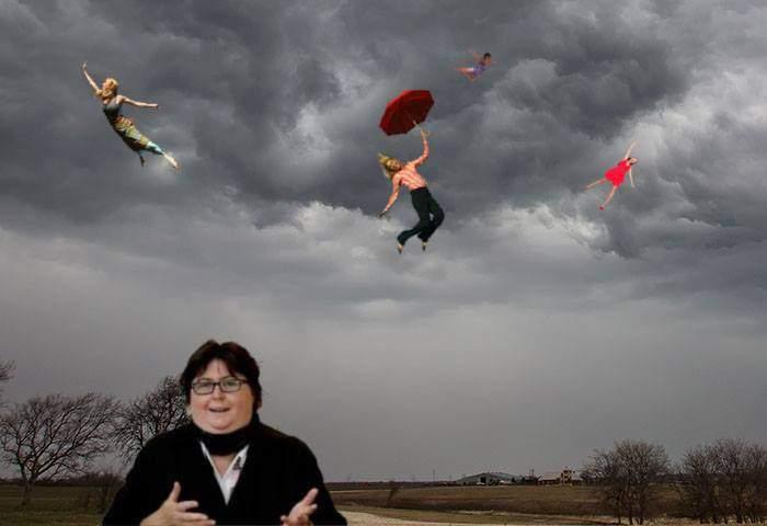 Vântul puternic a făcut prăpăd în Buzău! În oraș au rămas doar grasele